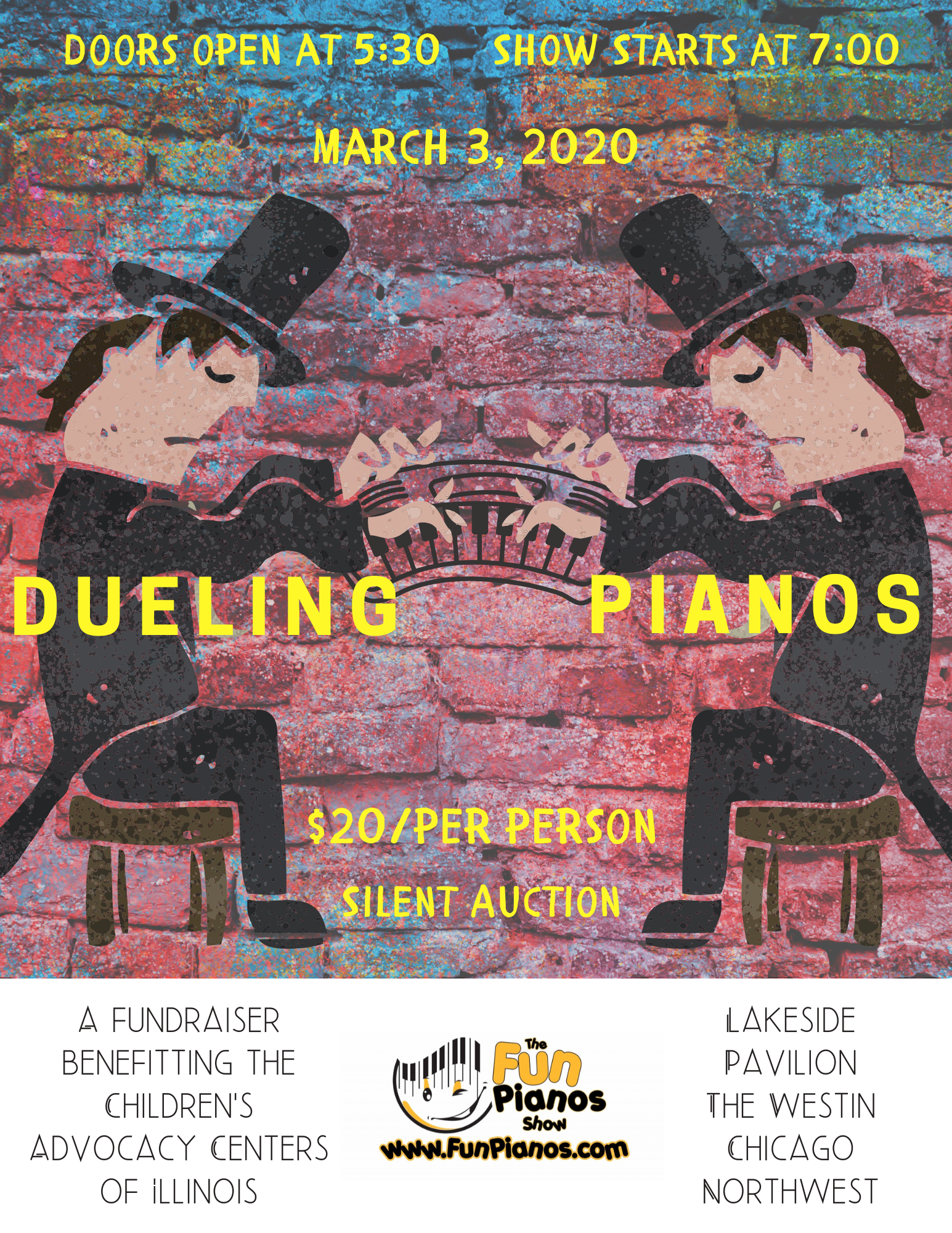DUELING PIANO